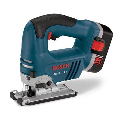 18v Bosch Cordless Jigsaw