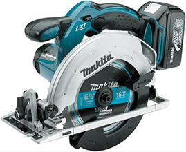 18v Makita Cordless Circular Saw