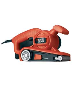 Black and Decker Belt Sander-Model BR318