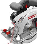Craftsman Cordless Circular Saw Features